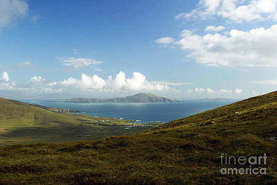 Photograph - Clare Island Ireland by Butch Lombardi