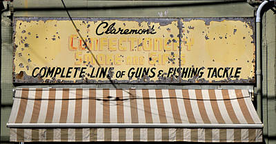 Photograph - Claremont Confectionery by Andrew Fare
