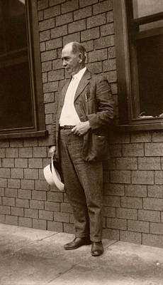 Clarence Photograph - Clarence Mcclung by American Philosophical Society