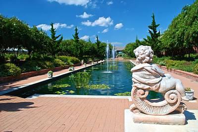 Photograph - Clark Gardens 4 by Ricardo J Ruiz de Porras