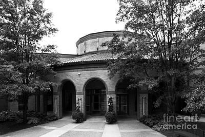 Photograph - Clarke University Kehl Center by University Icons
