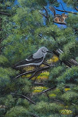 Painting - Clarks Nutcracker by Jennifer Lake