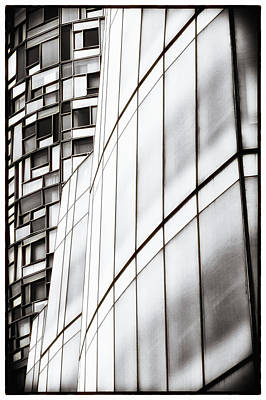 Class And Glass Art Print by Russell Styles