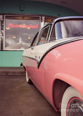 Photograph - American Graffiti  by Edward Fielding