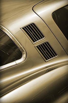 Photograph - Classic '65 Corvette by Gordon Dean II