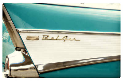Photograph - Classic Belair by Davina Washington