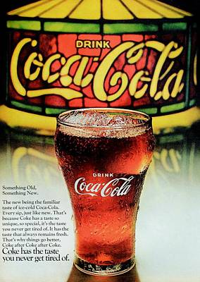 Coke Classic Photograph - Classic by Benjamin Yeager