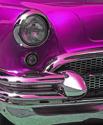 Classic Buick Art Print