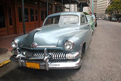 Photograph - Classic Car 03 by Carlos Diaz