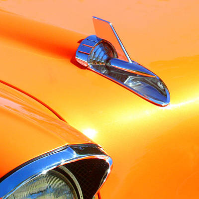 Smooth Ride Photograph - Classic Car 1 by Art Block Collections
