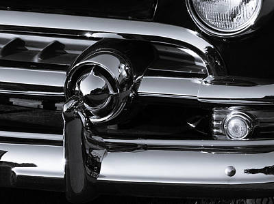 Photograph - Classic Car by Bob Noble