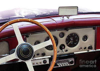 Custom Roadster Photograph - Classic Car by Carlos Caetano