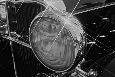 Photograph - Classic Car by Steven Lapkin