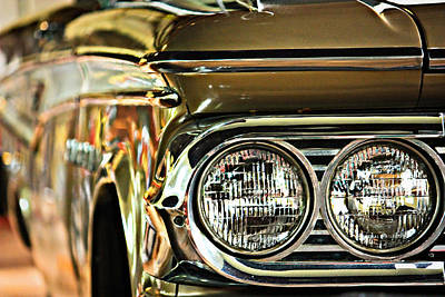 Art Print featuring the photograph Classic Car by Tammy Schneider