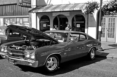 Photograph - Classic Car by Tikvah's Hope