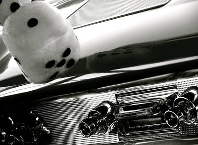 Photograph - Classic Car Tunes by Rhonda Jones