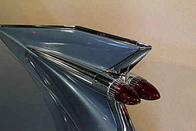Photograph - Classic Cars 4 by Judy Vincent