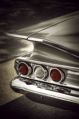 Photograph - Classic Chevy Impala by Julie Palencia
