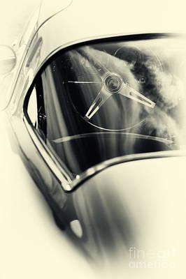 Classic Corvette  Art Print by Tim Gainey