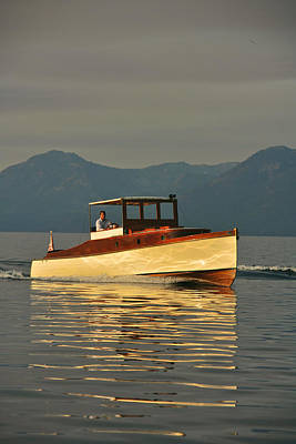 Photograph - Classic Cruiser by Steven Lapkin