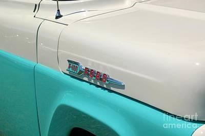 Classic Ford Art Print