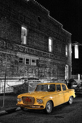 Photograph - Classic In The Moonlight by Lee Dos Santos