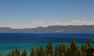 Photograph - Classic Lake Tahoe View by Marilyn MacCrakin