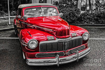Photograph - Classic Mercury by Sonya Lang