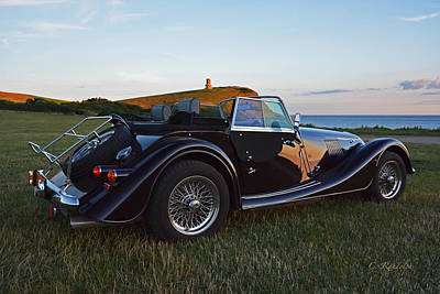Photograph - Classic Morgan by Cheri Randolph