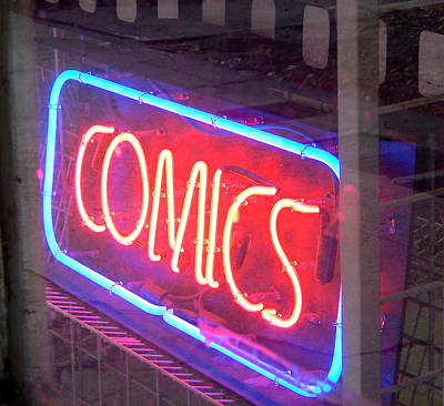 Classic Neon Original by Terry Cobb