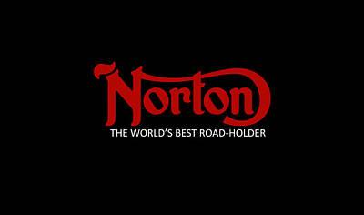 Bsa Photograph - Classic Norton Phone Case by Mark Rogan
