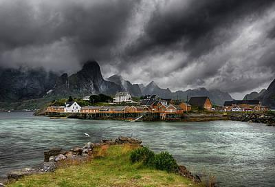 Norway Wall Art - Photograph - Classic Norway by Aida Ianeva