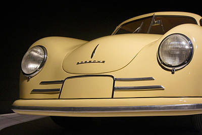 Transportation Royalty-Free and Rights-Managed Images - Classic Porsche by Mike McGlothlen