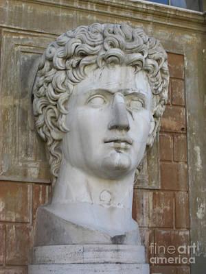 Photograph - Classic Roman Noble by Deborah Smolinske