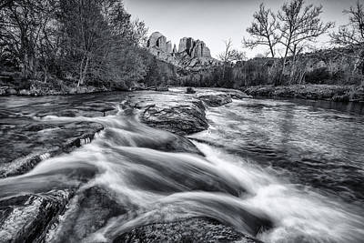 Cathedral Rock Photograph - Classic Sedona by Darren  White