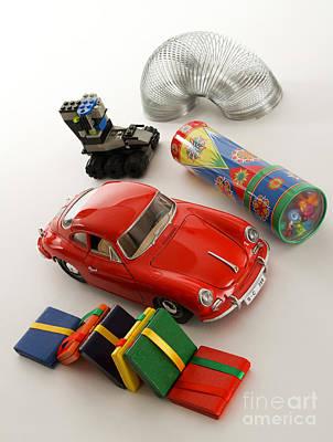 Classic Toys Art Print