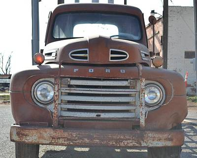 Classic Truck  Art Print