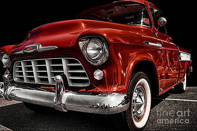 Photograph - Classic Truck by Ray Still