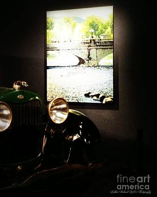 Photograph - Classic Vignette by Bobbee Rickard
