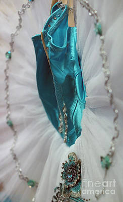 Silver Turquoise Photograph - Classically Costumed Xviii by Cassandra Buckley