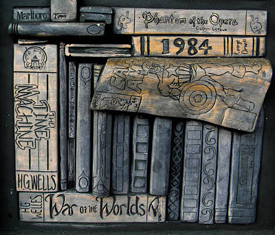 Clay Relief Photograph - Classics by Christy Usilton