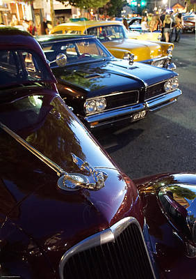 Photograph - Classics On G Street by Mick Anderson