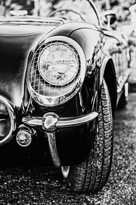 Photograph - Classy Convertible by Karol Livote