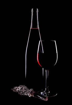 Wine Glasses Photograph - Classy by Marcia Colelli