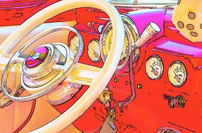 Photograph - Classy Wheels by Marta Cavazos-Hernandez