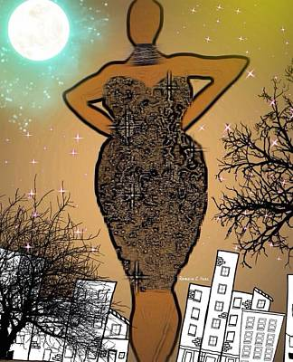 Classychic Art Print