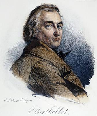 Claude Berthollet (1748-1822) Art Print by Granger