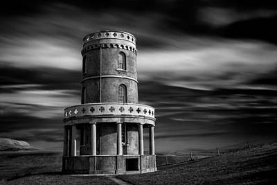 Clavell Tower Art Print