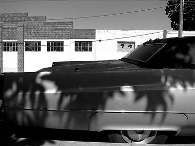 Photograph - Claws On The Coupe Deville by Paul Foutz