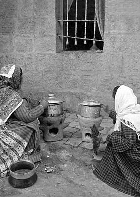 Photograph - Clay Stoves by Munir Alawi